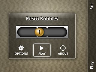 0 Resco Bubbles for S60   the review