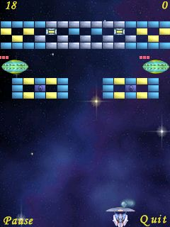 1b Meteor reviewed   Arkanoid for S60