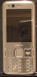 0a Nokia N82 gets firmware update