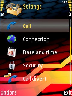 1a Nokia Snake SubSonic theme