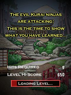 0b Ninja Strike   the review