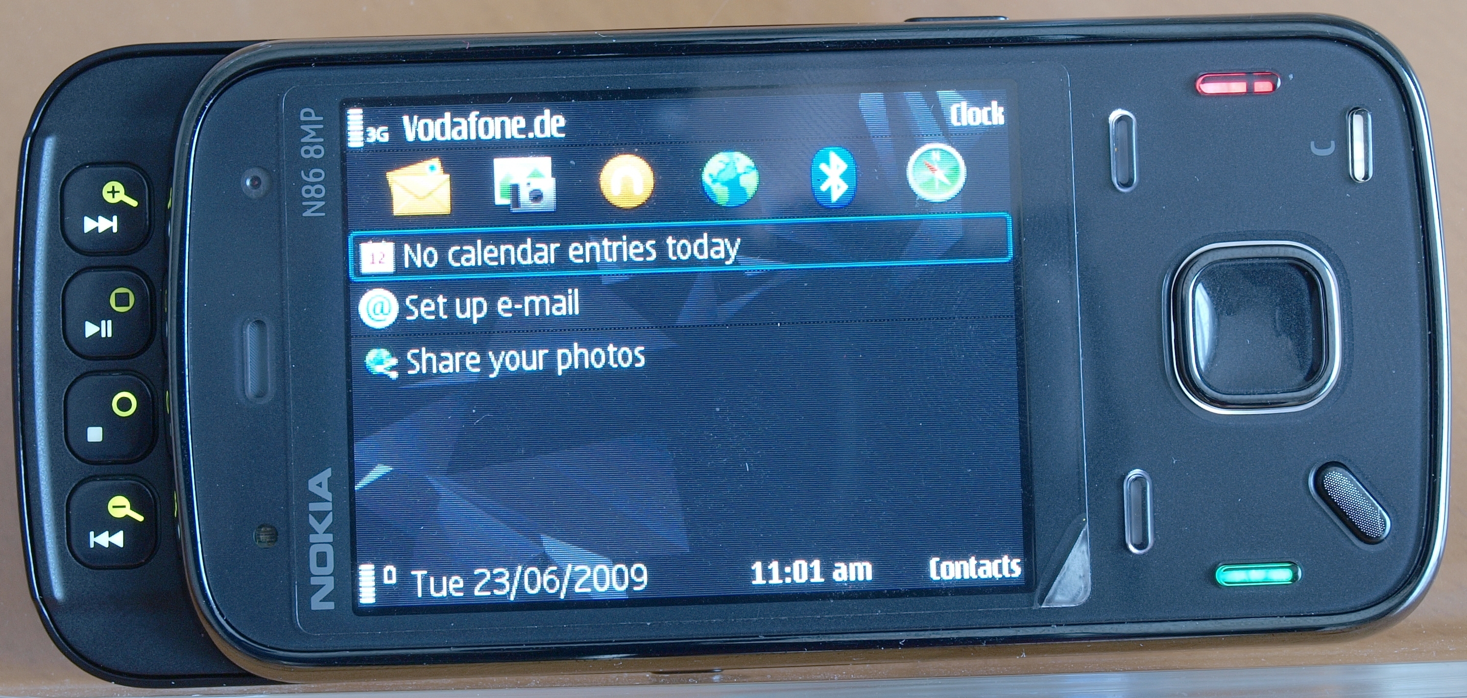 Nokia n86 stand nokia n86 8mp review physical apps directories