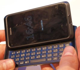 nokia e7 Nokia E7 drops in January