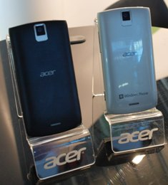 acer allegro review 0 Acer M310 / Acer Allegro preliminary review – physical, size