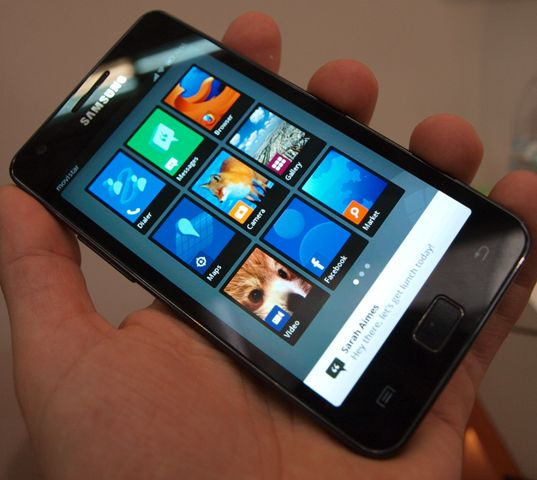 1 FireFox OS to grab 1% marketshare by 2013